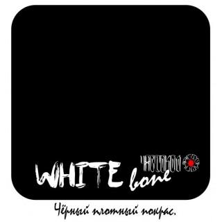 """Тату краска """"White Bone"""" Черная плотный покрас 30мл, 60мл, 100мл, 250мл, 380мл."""